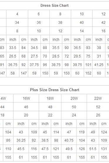 Size Chart -- The First Image in Product Image is Size Chart, The second Image Is How To Measure Image
